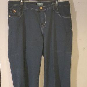 Venezia Blue Jeans Size-20